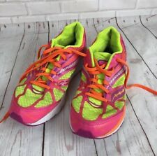 SAUCONY KINVARA 4 Grid Series Big Girls Size 5 Athletic Running Shoes