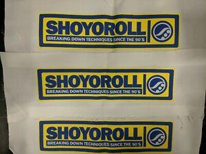 Shoyoroll OG Patches ***Brand New***