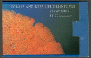 AUCTIONAOP Singapore 1994 Coral Reef stamp booklet