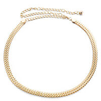 Gold Chain Ladies Waist Chain Metal Charm Belt Adjustable Fashion Woman - 454