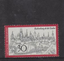WEST GERMANY MNH STAMP DEUTSCHE BUNDESPOST 1969 TOURISM   SG 1503