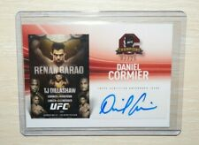 2015 Topps UFC Autographed Daniel Cormier Card 2/25     (A1)
