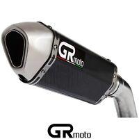 Scarico Per Honda CBR 600 F Sport 2001 - 2002 GRmoto Marmitta Carbonio