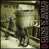 Guns N Roses - Chinese Democracy (NEW CD)