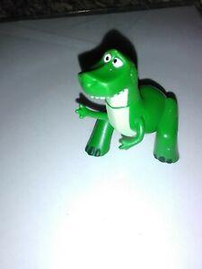 Disney Pixar Toy Story Rex Buddy Pack  Action Figure