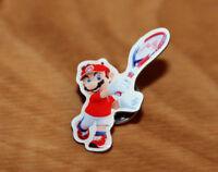 Mario Tennis Aces Promo Anstecker Pin Badge Gamescom 2018 Nintendo Switch