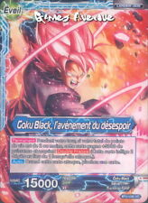 Dragon Ball Super Card Game! Goku Black, l'avènement du désespoir BT2-036 UC-VF