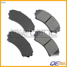 Front Honda Passport Isuzu Axiom Rodeo Disc Brake Pad Akebono ProACT D8867ACT