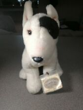 Webkinz Signature - Bull Terrier dog plush - Ganz
