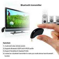 Micro USB3.0 Bluetooth Stereo 3.5mm Jack Transmitter Adapter for TVs Phone