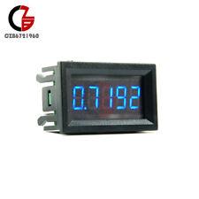 036 5 Digits Voltmeter Ammeter 0 300a0 5000ma Real Panel Meter Dc 4 30v