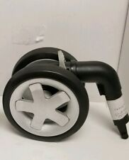Quinny Buzz Model # CV155ABFW 2011 Front Black Stroller Wheel Replacement.