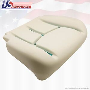 03 - 06 Silverado Avalanche Sierra Tahoe Yukon Driver Bottom Seat Foam Cushion