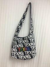 Robin Ruth Texas Purse Crossbody Or Shoulder Bag Large Hobo Carry All
