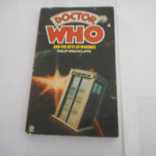 DOCTOR WHO and The Keys of Marinus PHILIP HINCHCLIFFE 1st Target 1980