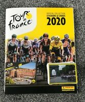 Tour de France Panini 2020 Stickers and Cards Loose, Set of 10, Choose Your Own