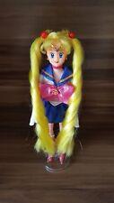 Italian Talking Sailor Moon Puppe Sprechende Sailor Moon Figur Doll Vintage Rare