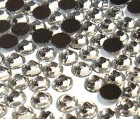 7200 Hotfix Strasssteine 3mm CRYSTAL KLAR GLAS STRASS Bügelsteine BEST 405