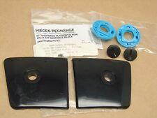 New NOS OEM Yamaha SnoForce Helmet Pivot Kit (Black) SHD-91SNO-PV-KT