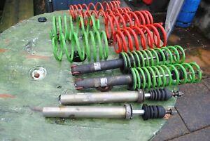 MK1 Golf/ scirocco1/2 Weitec suspension kit shocks and lowering springs
