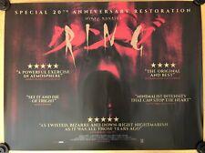 Rare - RING - Original Cinema Quad Poster - Hideo Nakata - Horror - Arrow Video