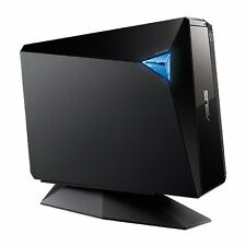 ASUS External 16X Blu-Ray Burner with USB 3.0 BW-16D1H-U-PRO/BLK/G/AS Black