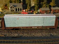 N Scale Load for 53 Ft Center Beam Flat Car 2 For 1