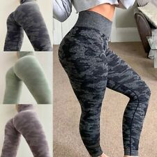 Women Vital Seamless Leggings Gym Fitness High Waist Shark Butt Lift Yoga Pants