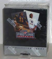 1991 NFL Pro Line Portraits Sealed Box