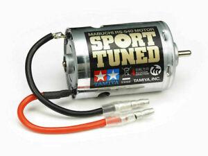 53068 Tamiya RS540 Sport Tuned Motor - NEW TT01/TT02/TA05/TRF/TA03/TA04/TL01/TRF