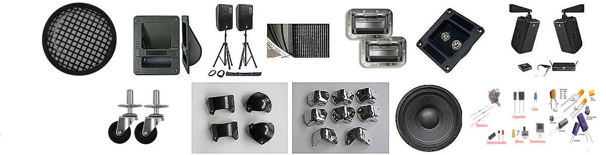 Speaker Cabinet Parts