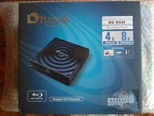 Plextor PX-B120U BD-ROM Blu-Ray USB NEW !!!