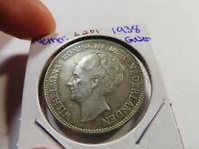 New ListingL201 Netherlands 1938 Gulden
