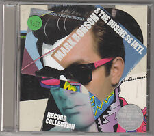 MARK RONSON & THE BUSINESS INTL - record collection CD