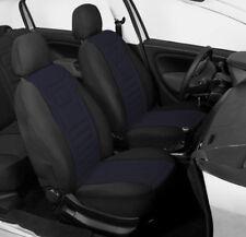 2 NAVY BLUE FRONT CAR SEAT COVERS PROTECTORS FOR SUZUKI VITARA