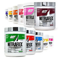 GAT Nitraflex Pre Workout Formula Multiple Flavors 30 Servings