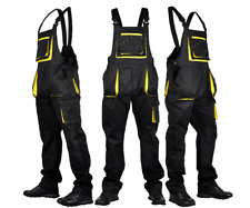 Arbeitslatzhose Arbeitskleidung Latzhose Herren Arbeitshose R02 Berufskleidung