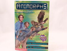 GOOD+! Animorphs The Conspiracy by K. A. Applegate