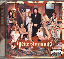 "CD ALBUM  GENE SIMMONS  ""HOLE"""