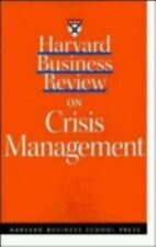 Harvard Business Review on Crisis Management, Harvard Business Press, Good Book