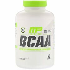 Essentials, BCAA, 240 Capsules