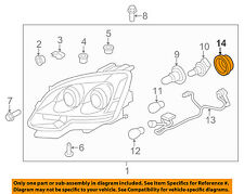 GM OEM-Headlight Cover 12335547