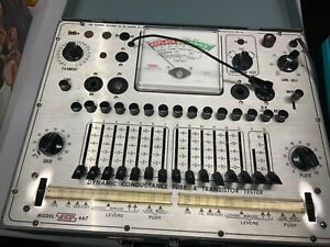 Eico 667 Tube Tester