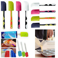 Silicone Spatula Pastry Brush Spoon Kitchen Utensil Cake Mixer Cooking Baking