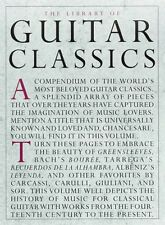 Library of Guitar Classics Sheet Music Book NEW 014019038