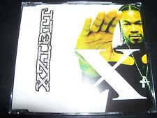 Xzibit X Rare Australian 4 Track CD Single