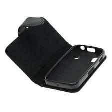 Book Case Pouch Mobile Bag Case F. Samsung gt-s5830i/s5830i (Black)