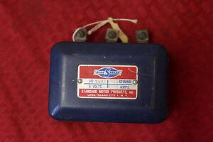 New Blue Streak Voltage Regulator 6 Volt 1946-1955 Packard (457)
