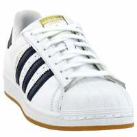 adidas Superstar Sneakers Casual    - White - Mens