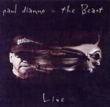 DiAnno, Paul - The Live Beast (Iron Maiden) CD NEU